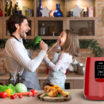 tesla-aircook-q30-red-g
